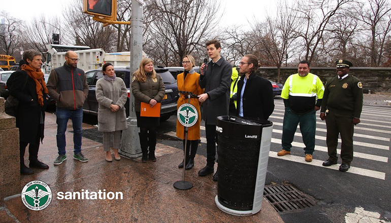 DSNY Announces BetterBin Competition Winner