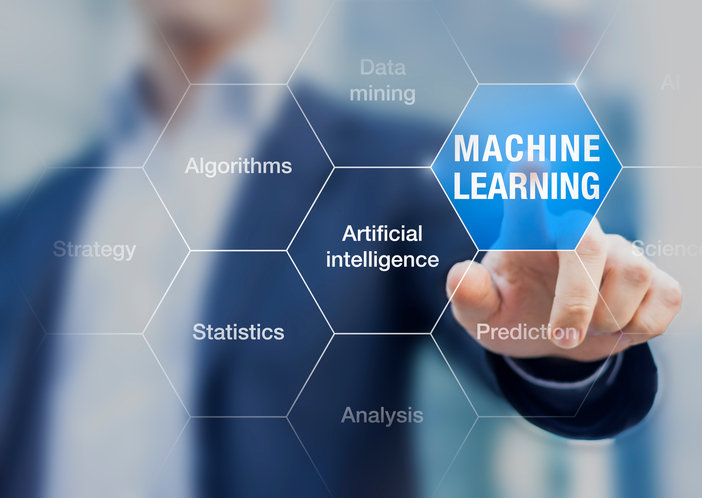Machine learning to improve artificial intelligence