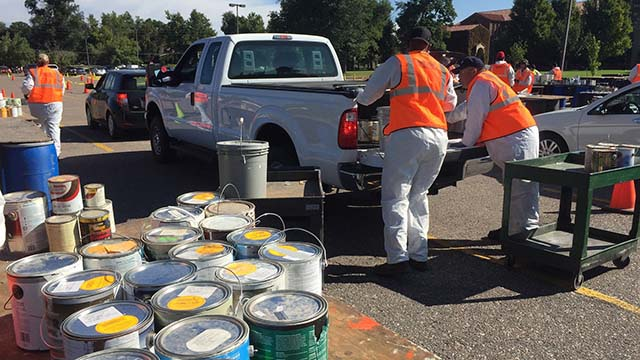 Recycled Paint Hard to Sell for its Green Benefits