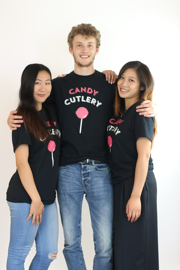 Candy Cutlery founders