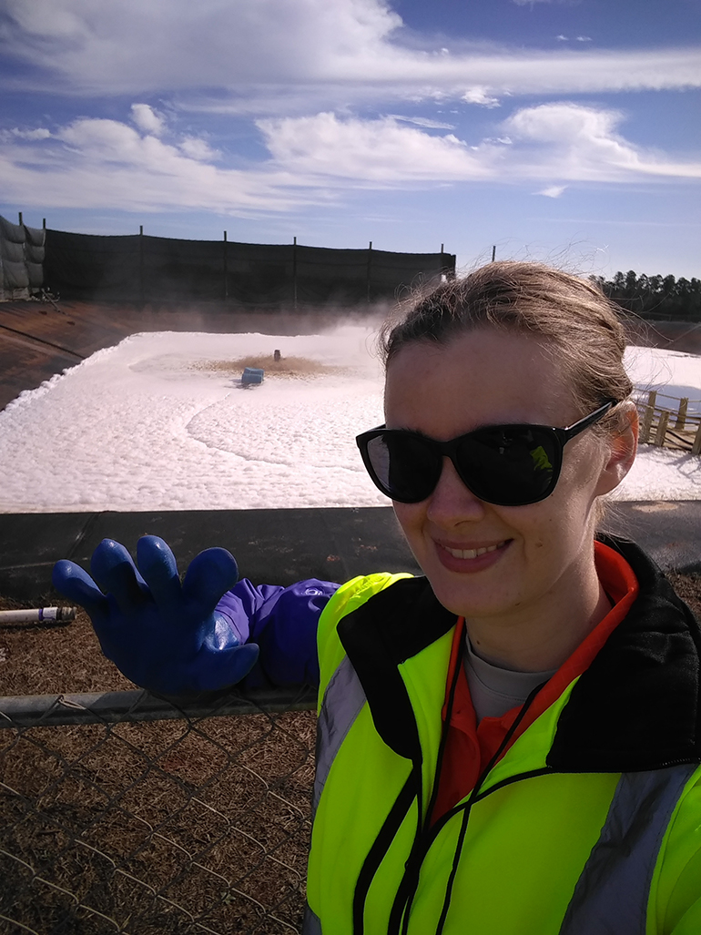 EREF's Kantner Uses Data, Research to Enhance the Waste Industry