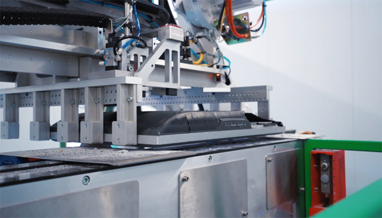 Flat Panel Recycler Creates System to Eliminate Mercury Exposure