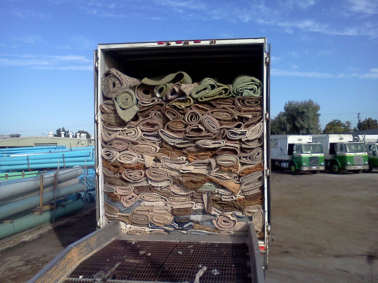 Another Pending Decision to Follow California's Newest Carpet Recycling Bill