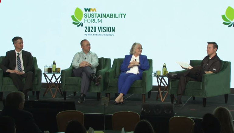 Insights from Waste Management's 2020 Sustainability Forum