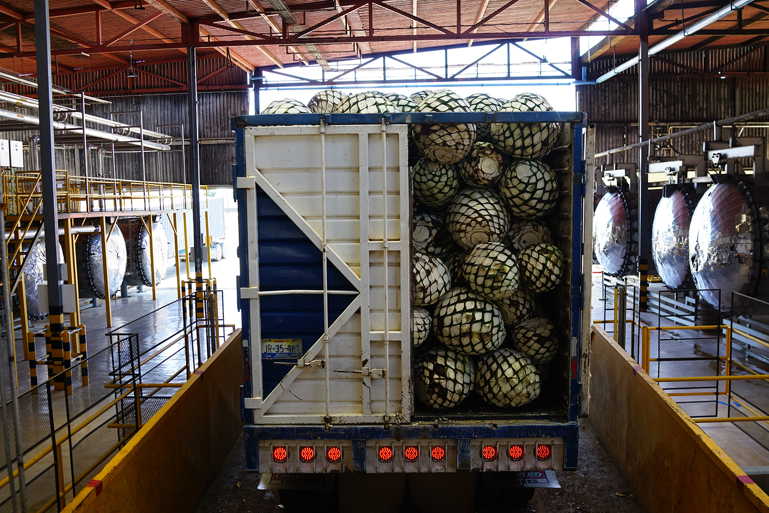 Cazadores_Agave-Lifecycle_Distillery_Pina-Truck.jpg