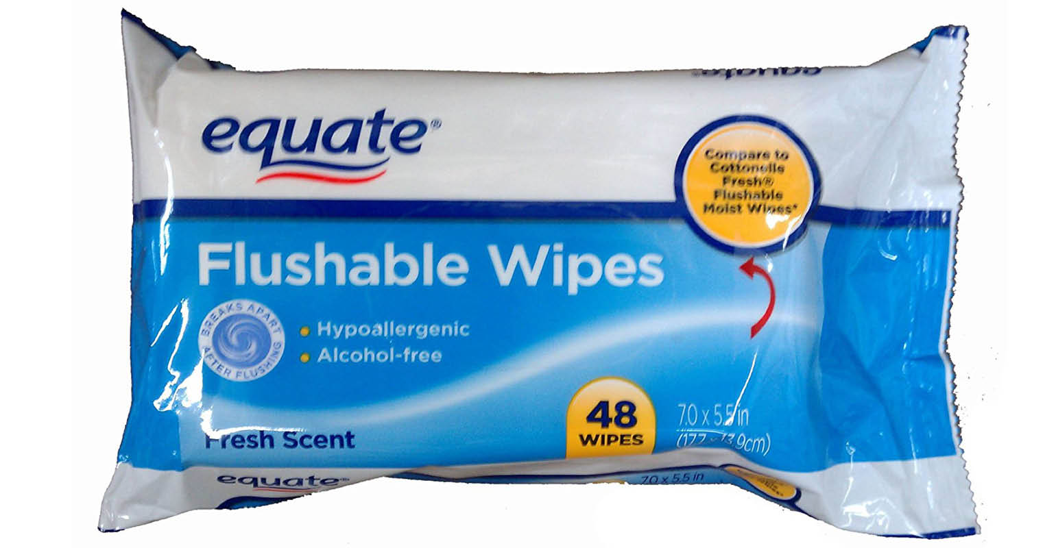 The Battle Over Flushable Wipes Why Recyclers Should Pay