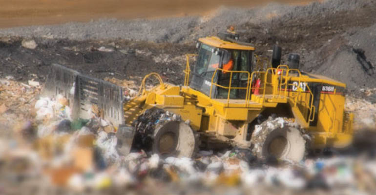 Landfills With Tractors : Pennsylvania firm submits another permit for proposed