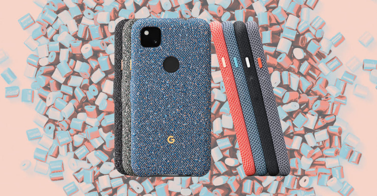 From Plastic Bottles to Google's New Sustainable Phone Case - waste360