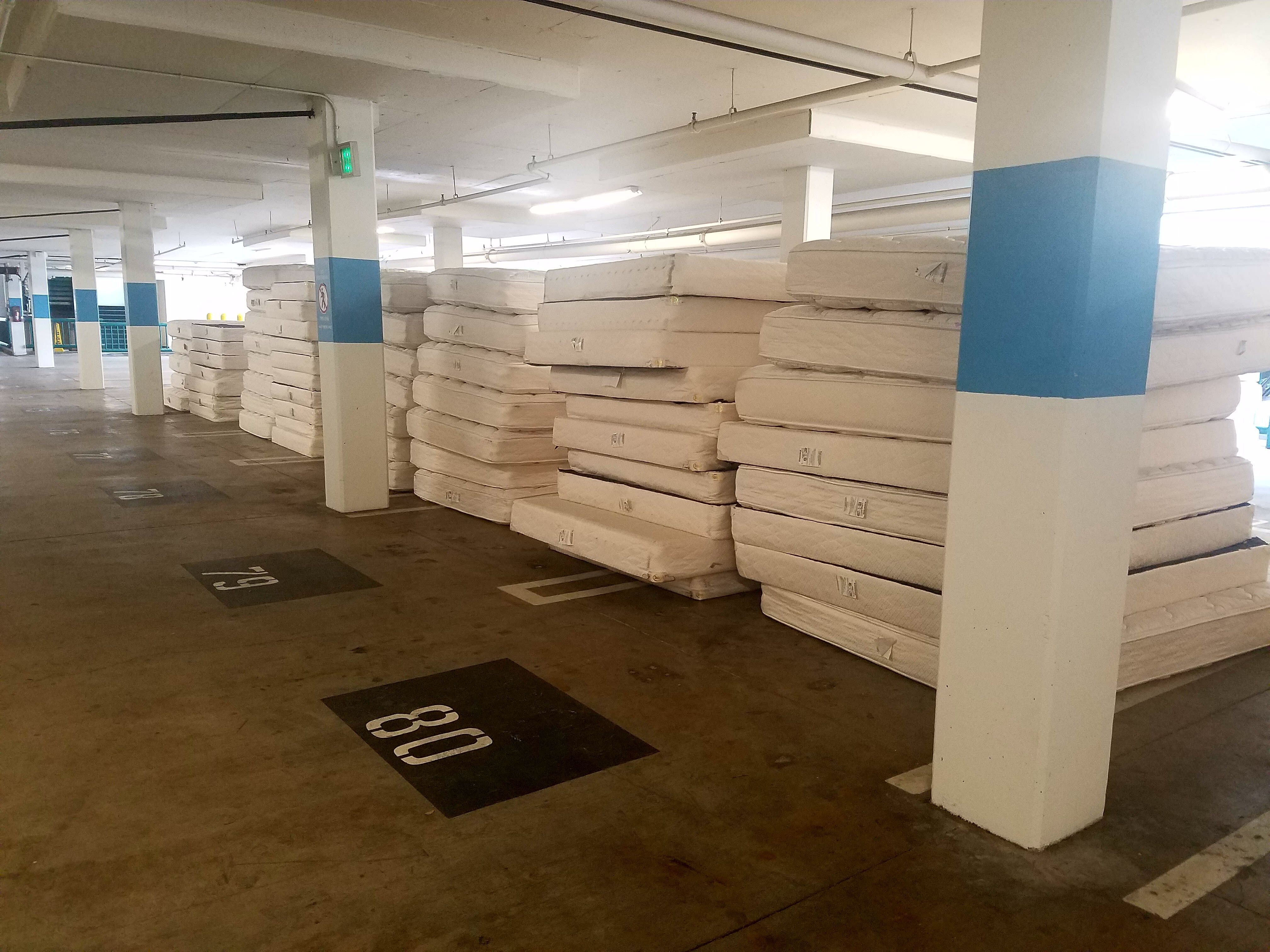 Hilton Mattress Recycling Initiative Everchem Specialty Chemicals