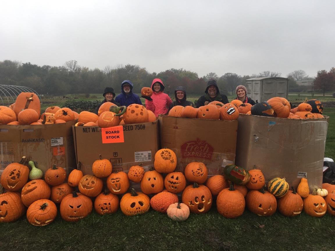 Smash, Don't Trash, Your Leftover Halloween Pumpkins   Waste360