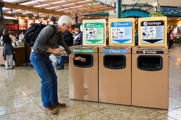 Wheels Up A Look At How U S Airports Manage Waste And