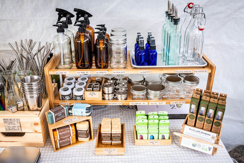 Sustain La S Refill Station Fills A Need Waste360