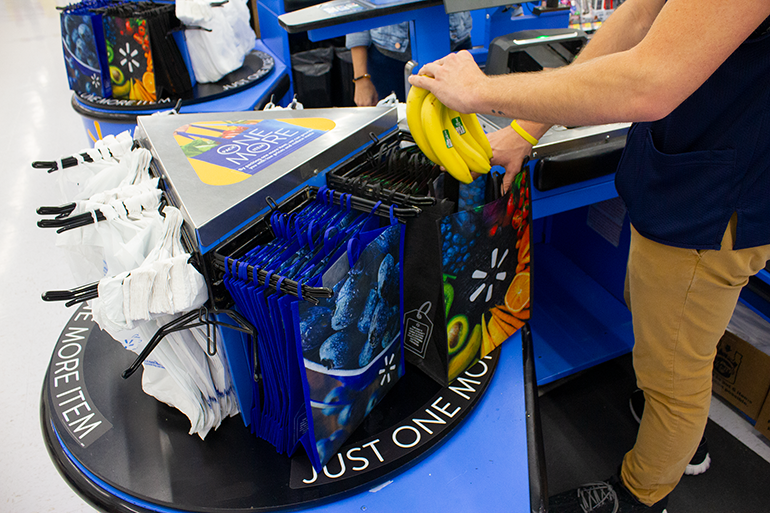Walmart Launches Reusable Bag Campaign Sustainability