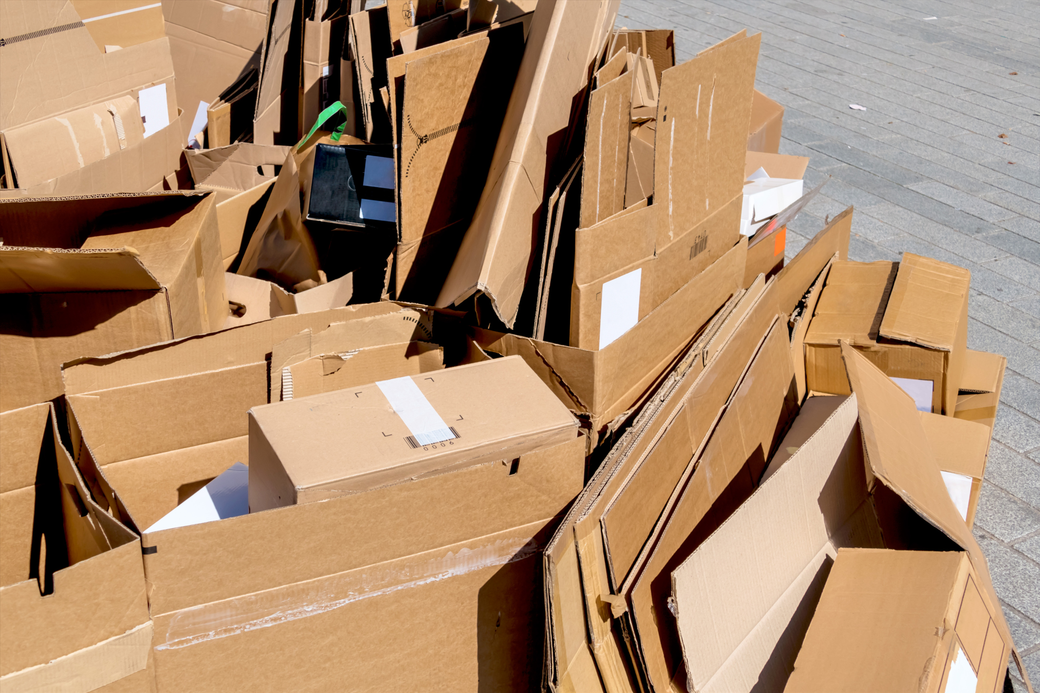 how to cut down on packaging waste