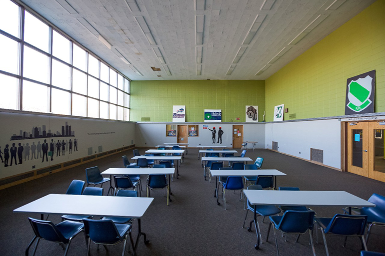 School Classroom Design Standards ~ How companies are addressing the issue of f waste