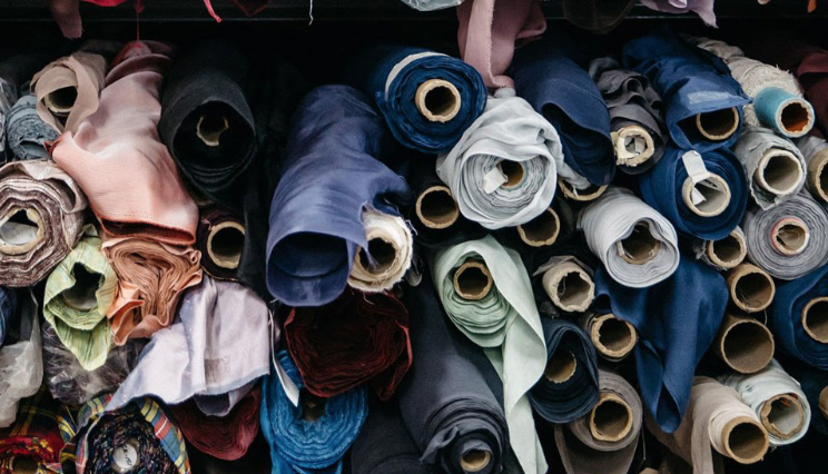 L.A. Entrepreneur Creates Dresses From Deadstock Fabrics