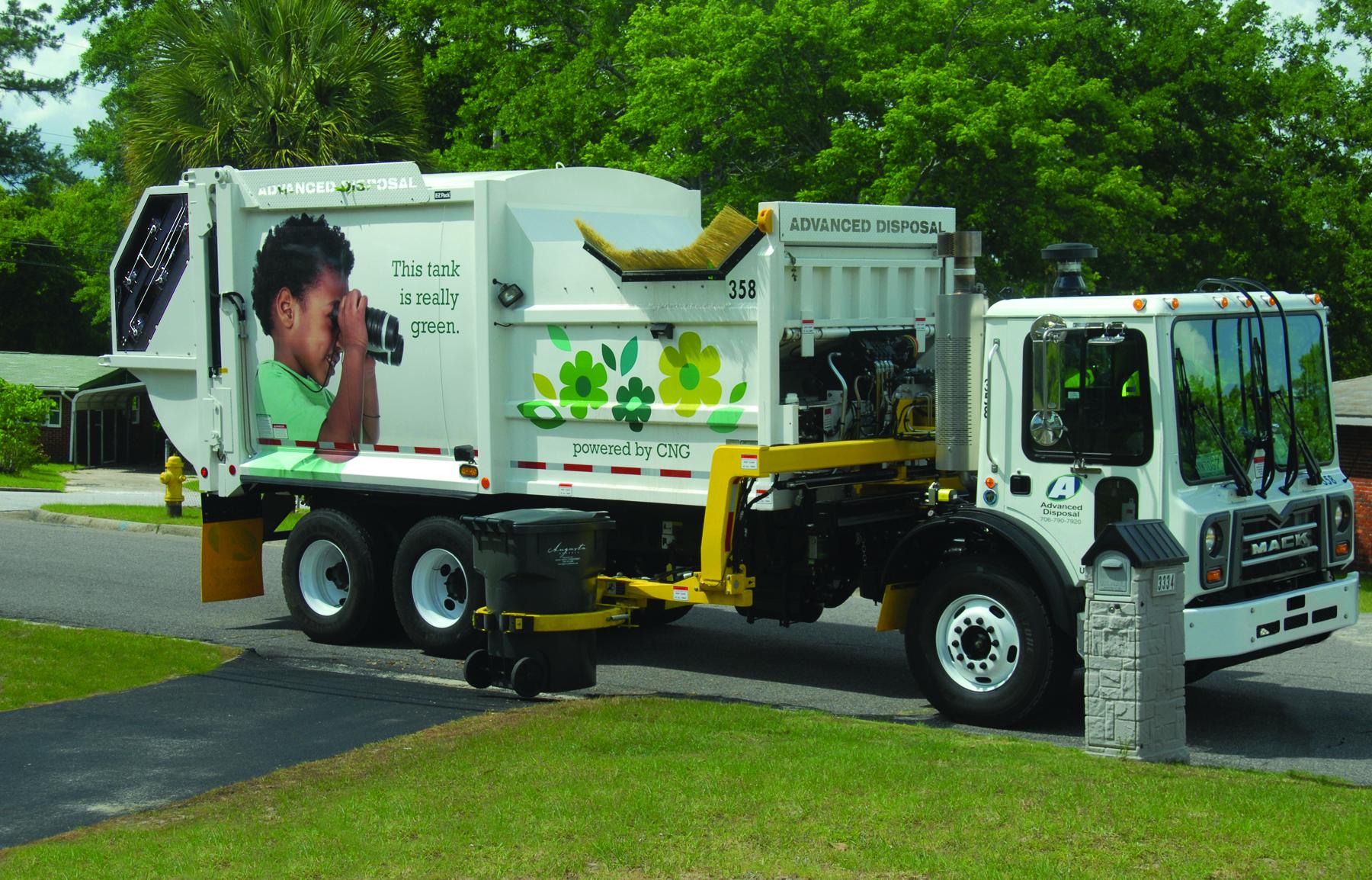 2014 Truck & Body Report | Waste360