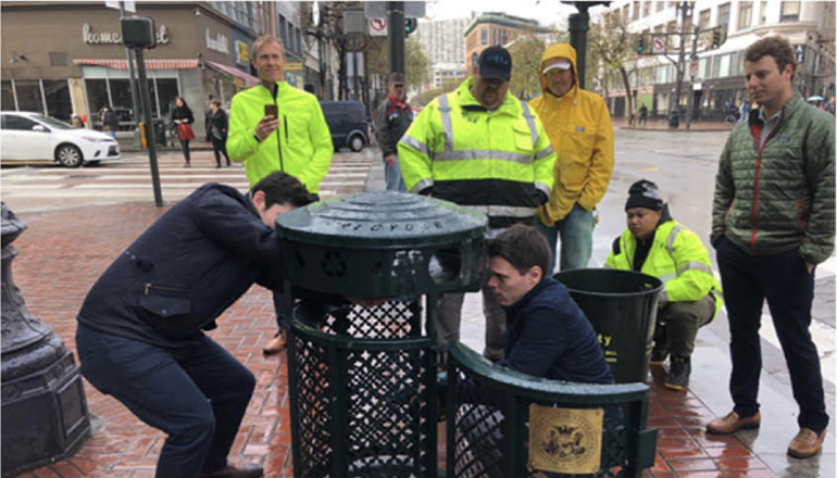 Collapsing San Francisco's bizarre fetish with $20,000 trash cans