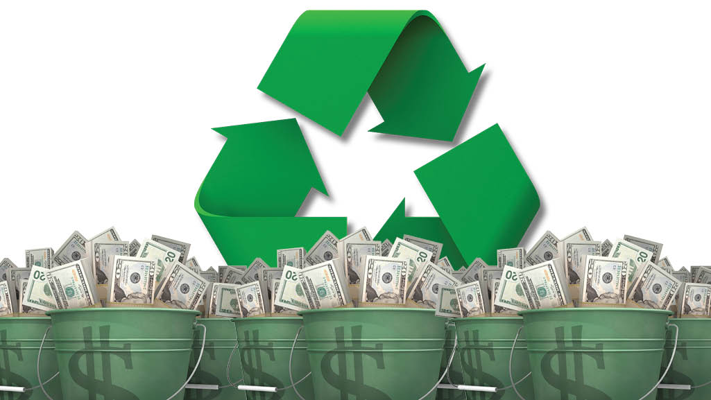 Waste Management To Assess New Recycling Fee For Orange