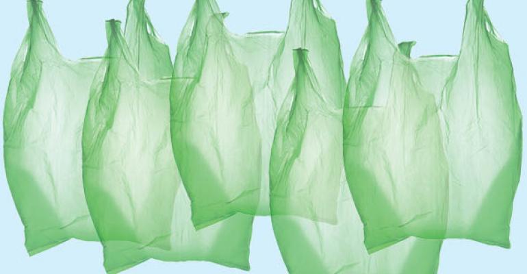 Oregon Enacts Plastic Bag Ban