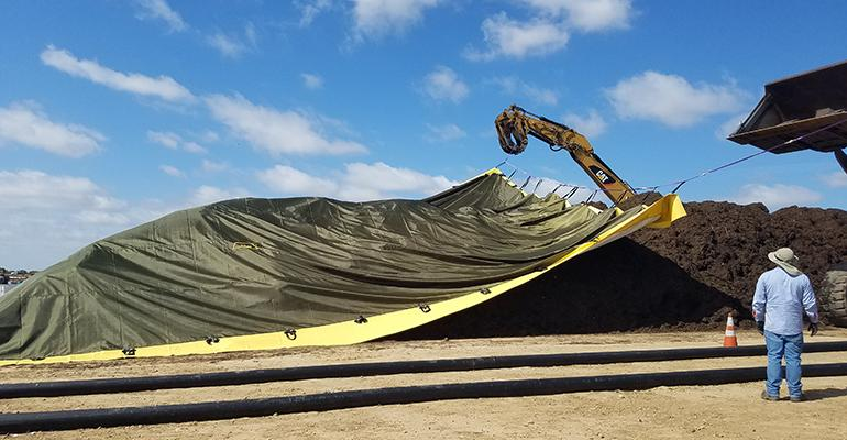 SCS Engineers, San Diego Construct ASP Compost System