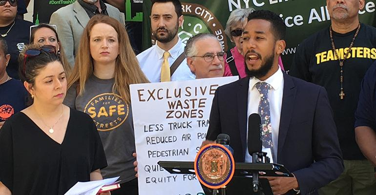 NYC Council Reaches Deal to Transform Commercial Waste Collection
