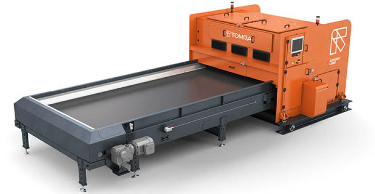 Autosort-Laser