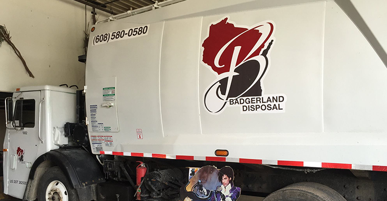 Badgerland Disposal Awarded Collection Contract with Village of Sullivan, Wis.