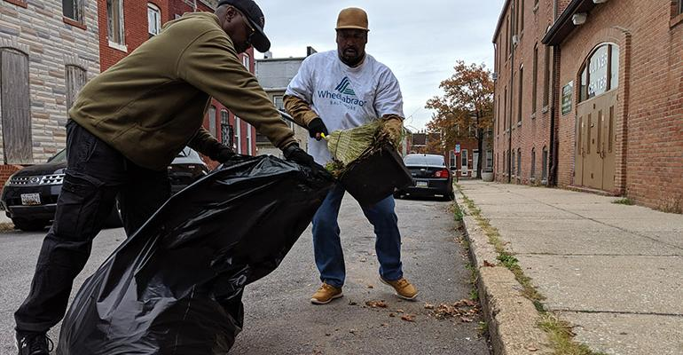Wheelabrator Baltimore, Faith Leaders Continue City Cleanup, Recycling Initiative