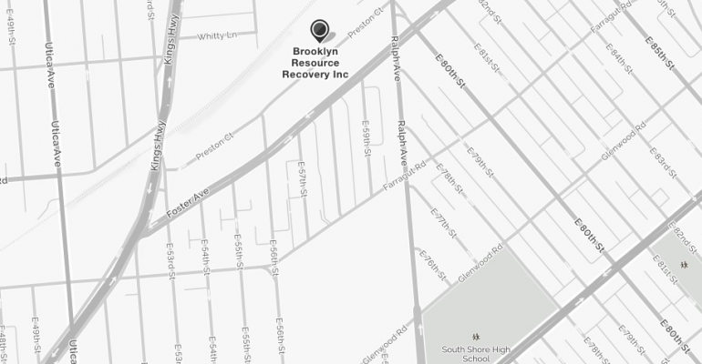 Brooklyn Resource Recovery