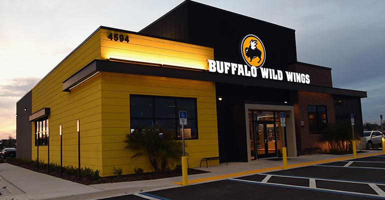 Quest to Manage Buffalo Wild Wings' Waste, Recycling Program
