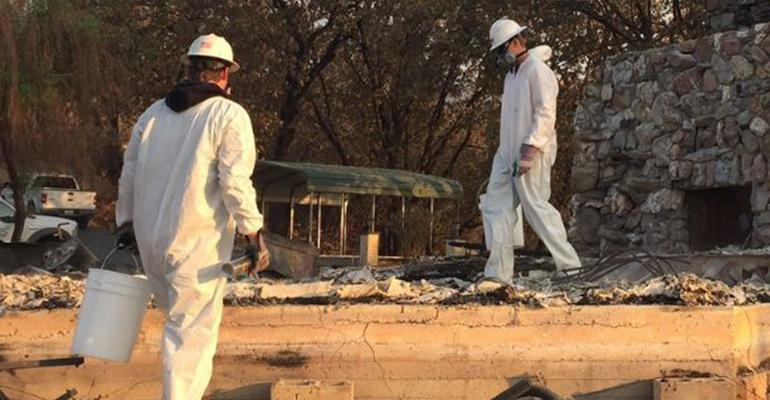 CalRecycle: State Completes Debris Removal Operation for Camp Fire