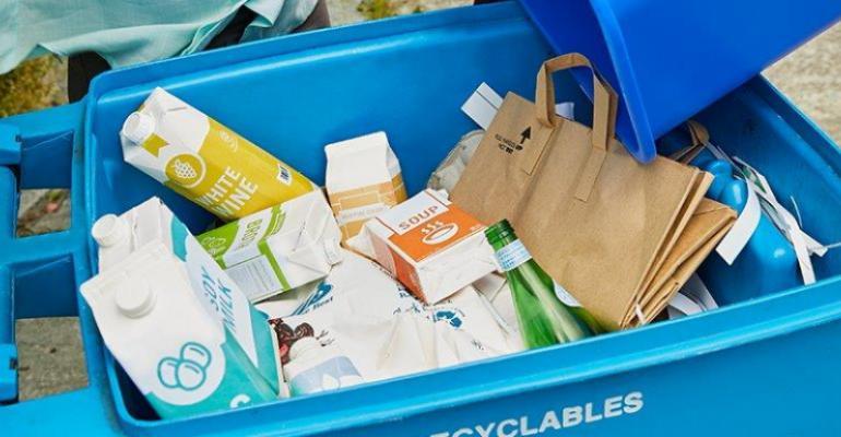 Carton recycling