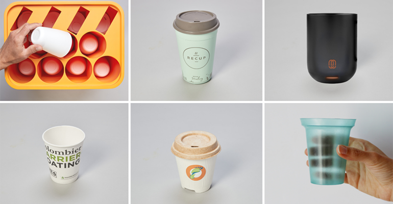 Innovators Tackle To-go Cup Problems