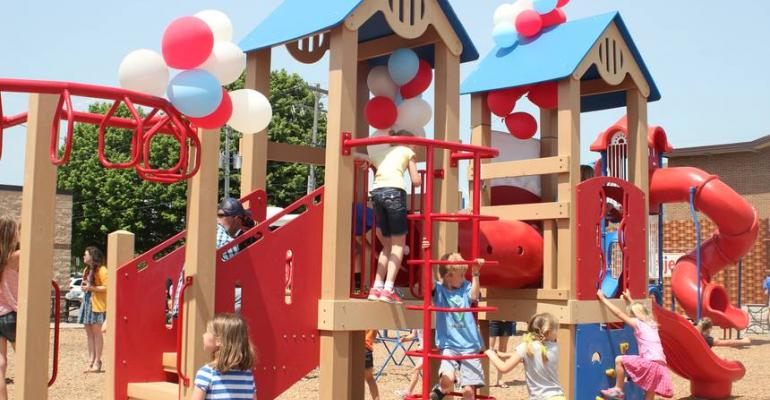 Colgate Challange Playground
