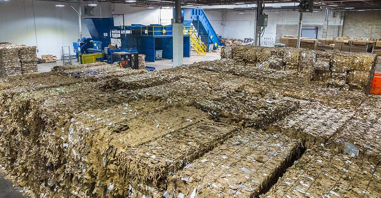 DS Smith Opens First U.S. Recycling Plant