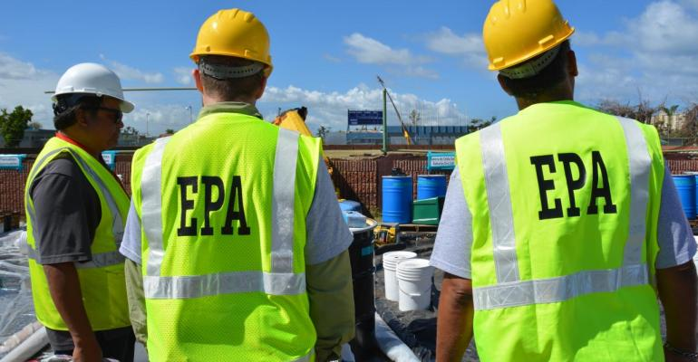 EPA Seeks Input for Hazardous Waste Worker Protections, Incinerator Emissions