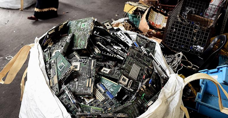Electronics Recycled