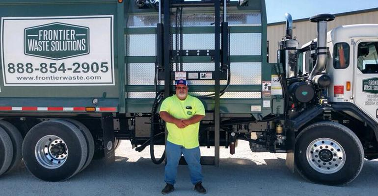 Frontier Waste Solutions Makes Moves in Texas Market