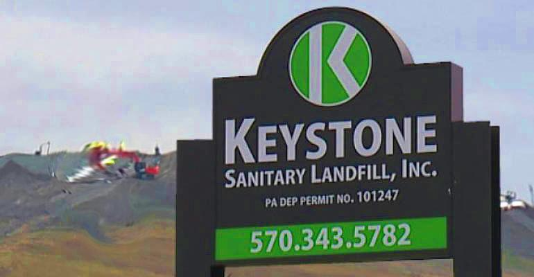 Keystone Sanitary Landfill