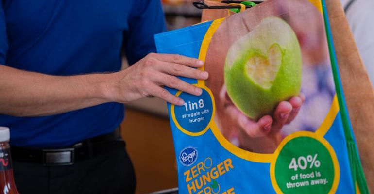 Kroger To Phase Out Single Use Plastic Bags By 2025