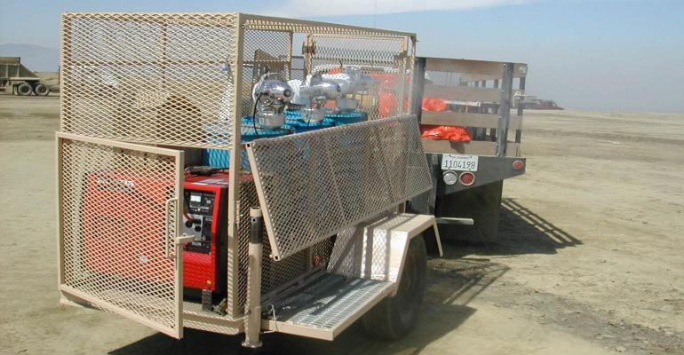 Landfill Odors Odorant Spray System