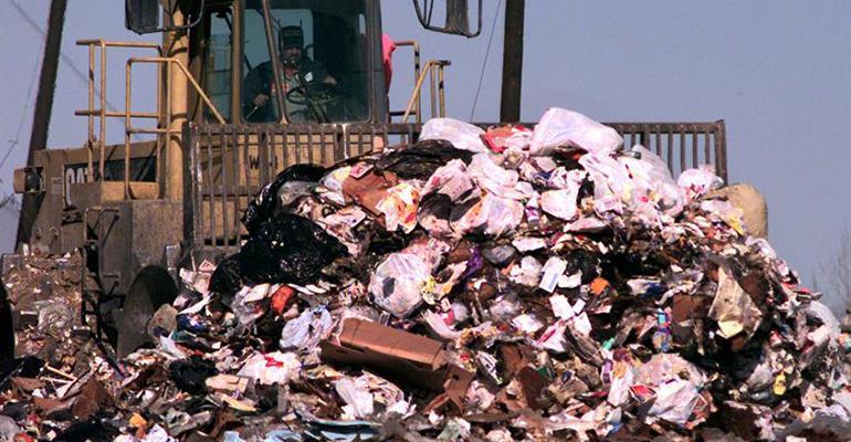 Landfill dayton