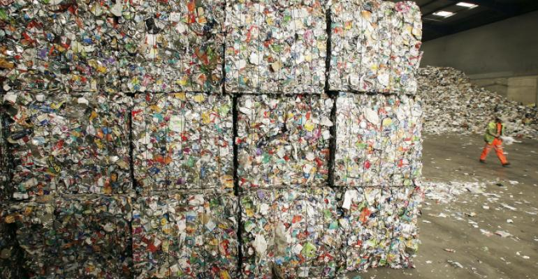 Recycling Centre Combats The Growing Problem Of Waste