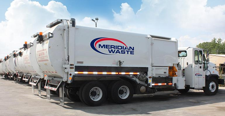 Meridian Waste Announces Expansion into North Carolina