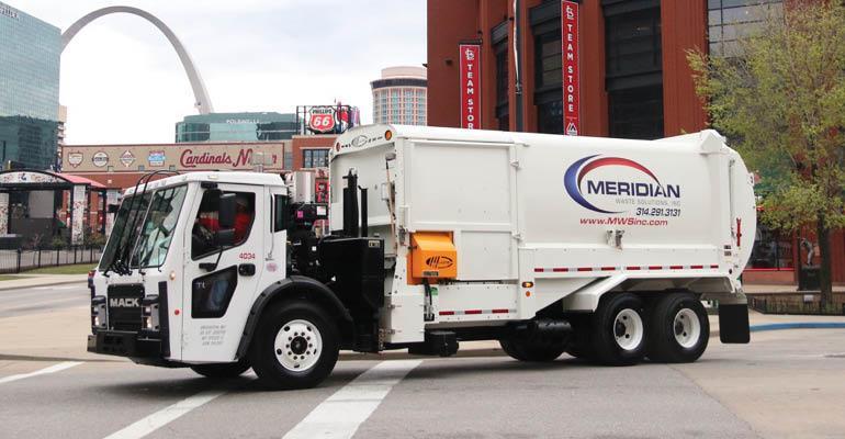 Meridian-truck