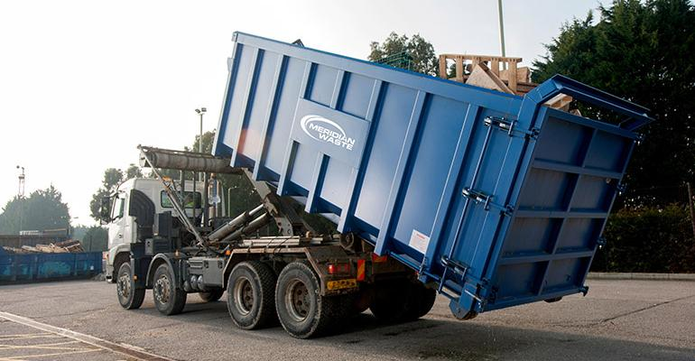 Meridian Waste Announces Third Acquisition in Knoxville, Tenn.