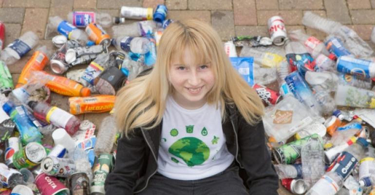 Nadia Sparkes Trash Girl