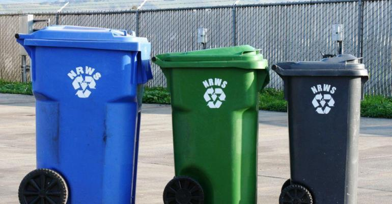 Napa Recycling and Waste Services-bins
