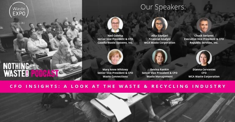 CFO Insights: A Look at the Waste & Recycling Industry